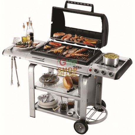 BARBECUES CAMPINGAZ A GAS C-LINE 2400-D RBS KW. 11,7