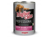 MIGLIORCANE PROFESSIONAL WITH LAMB AND RICE GR.405