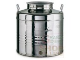 MINOX CONTAINER STAINLESS STEEL LT. 30 LOW