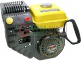 PETROL ENGINE, FOUR-STROKE VERTICAL FOR THE SNOW THROWER TO GASOLINE HP. THE 6.5 RECOIL STARTER