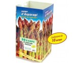 ROOTS TO THE FEET OF ASPARAGUS, A PACKAGE OF 10 PLUGS