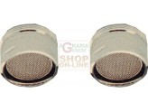 NOZZLE DIFFUSER FOR WATER WITH CHROME PLATED RUBINETO THREAD 28X1M.