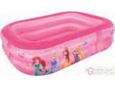 BESTWAY 91056B inflatable swimming POOL, INFLATABLE FAMILY PRINCESSES CM 201X150X51h.