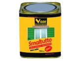 SMALTO ANTIRUGGINE SMALTUTTO GEL 9005 NERO LUCIDO ML. 750