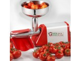SAUSAGE FILLERS ELECTRIC TOMATO MILL SPREMY STAINLESS STEEL 170 WATTS