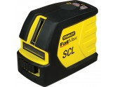 STANLEY LINE LASER SCL-CROSS SELF-LEVELLING ACCURACY