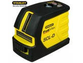 STANLEY LINE LASER SCL-D CROSS-POINT SELF-LEVELLING ACCURACY