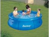 BESTWAY INFLATABLE SWIMMING POOL, INFLATABLE, DIAM.CM.244X66H MOD.57008