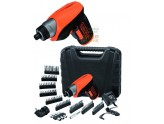 BLACK AND DECKER AVVITATORE A BATTERIA LITIO 3,6 V SVITAAVVITA