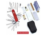 VICTORINOX MULTIUSO SWISS CHAMP SOS SET SURVIVAL 1.8810