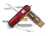 VICTORINOX SECURE 32GB LED BIANCO 4.6026.TG32F