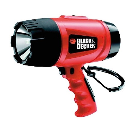 BLACK DECKER TORCIA RICARICABILE LS301