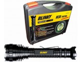 BLINKY TORCIA A LED M30 TRITON PROFESSIONALE IN BOX 700 LUMENS