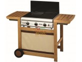 CAMPINGAZ BARBECUE A GAS ADELAIDE WOODY 3 KW. 14