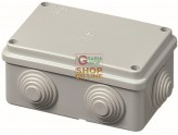 JUNCTION BOX WATERPROOF IP55 EXTERNAL CM. 150X110X70