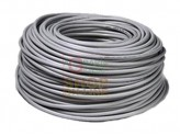 THREE-PRONGED ELECTRICAL CORD SEC. 3 X 2.5 GREY