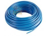 ELECTRIC CABLE UNIPOLAR SECTION 1 X 1.5 BLUE MT. 100