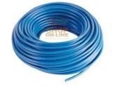 ELECTRIC CABLE UNIPOLAR SECTION 1 X 2.5 BLUE MT. 100