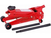 HYDRAULIC JACK TROLLEY-THREE TONS CASE TONS.3 JACKS FOR CAR CARAVAN CAMPER