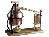 FERRARI DISTILLER COPPER WITH THERMOMETER-LT. 3