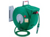 HOSE REEL AUTOMATIC ROLLING-GO MT.15 AUTO ROLL TO THE WALL