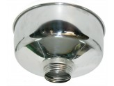 FUNNEL FOR TOMATO MILL IN STEEL INO CM. 22 WITH A SMALL SCREW FOR MEN 2500 2501 2800 2801 2200