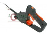 KASEI COMPLETE GRIP TO THE REAR TO THE HEDGE TRIMMER DOUBLE BLADE SLP600A