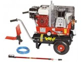 COMPLETE KIT WITH COMPRESSOR AND OR ITS AFFILIATES HONDA ENGINE GX 160