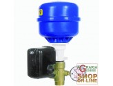 KIT ELECTRONIC CONTROL OF FLOW, WATER PRESSURE SYSTEM