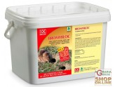 KOLLANT BROMYBLOC RAT POISON GRAIN FOR AGRICULTURAL USE KG. 4
