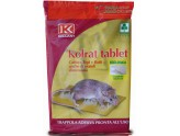 KOLRAT TABLET FOR MICE TABLETS ENMESHED WITH GLUE READY TO USE