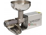 LEONARDI TOMATO MILL SAUSAGE FILLERS, ELECTRIC SP3 WITH ENGINE HP. 0,50 NIPLOY WITH BOX, STAINLESS STEEL