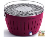 LOTUSGRILL LOTUS GRILL BBQ TABLE PORTABLE EXTERNAL PURPLE