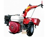 MAB WALKING TRACTOR 201 WITH GASOLINE ENGINE HONDA GX160 HP. 5,5 HP CUTTER CM. 50