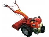MAB WALKING TRACTOR 210 WITH ENGINE YAMAKAA HP. THE 10 HORSES WITH THE CUTTER CM. 75