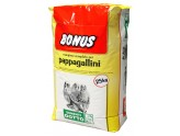 COMPLETE FEED FOR BUDGERIGARS BONUS SD6 WITH BISCUITS KG. 25