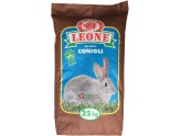 FEED RABBITS A SINGLE CYCLE FARM KG. 25 LION