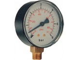 PRESSURE GAUGE FOR WATER PRESSURE SYSTEM FOR THE ELECTRIC PUMPS
