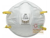 MASK 3M DUST HARMFUL WITH VALVE FFP1 NR